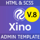 Xino –  BTC Dashboard HTML Template - ThemeForest Item for Sale
