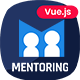 Mentoring - eLearning, Learning management system & Mentor Booking LMS Template with RTL (Vuejs) - ThemeForest Item for Sale
