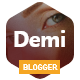 Demi: Grid-Based Blog Template - ThemeForest Item for Sale