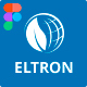 Eltron - Alternative Energy Figma - ThemeForest Item for Sale