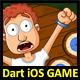 iPhone Game : Dart Wheel - Cocos2D
