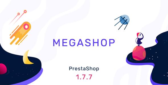 MegaShop – Prestashop Theme