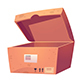Simple Box Opening Lifting Lid - AudioJungle Item for Sale