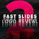 Fast Slides Logo Reveal 2 - VideoHive Item for Sale