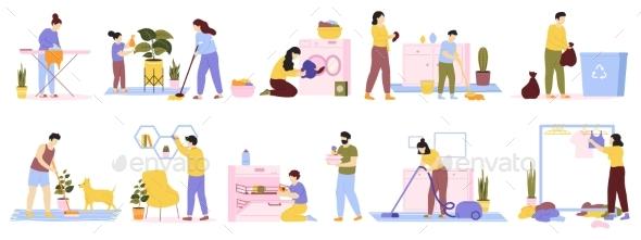 Householder Cleaners