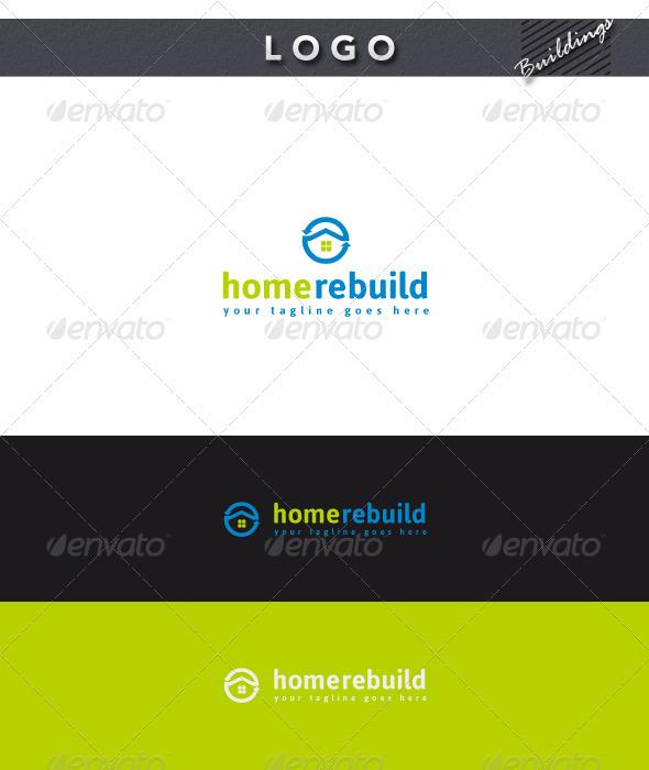 Home Rebuild Logo