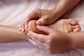 Foot massage in the spa salon at spa salon - PhotoDune Item for Sale
