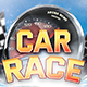 Car Race Flyer - GraphicRiver Item for Sale