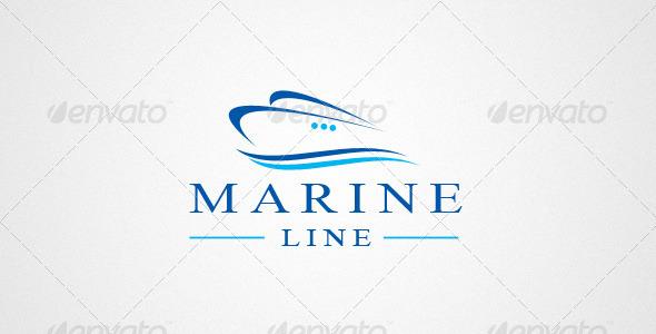 Marine & Transport Logo