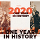 One Year in History - Timeline of Events - VideoHive Item for Sale