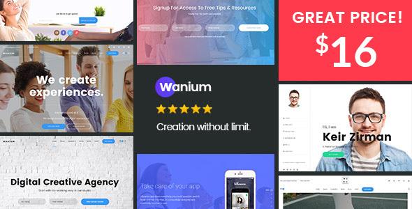 Wanium A Elegant Multi-Concept