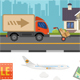 Internet Shopping Banner - GraphicRiver Item for Sale