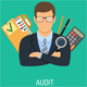 Auditor and Accounting Concept - GraphicRiver Item for Sale