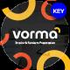 Vorma Interior & Furniture Keynote Template - GraphicRiver Item for Sale