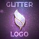 Sparkling Glitter Logo - VideoHive Item for Sale