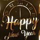 Golden New Year Wishes - VideoHive Item for Sale