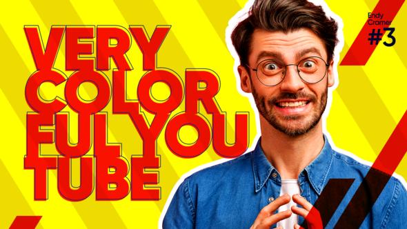 YouTube Vlog Intro