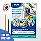 Professional Disinfecting and Cleaning Services Flyer - GraphicRiver Item for Sale