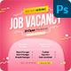Career Social Media Post - GraphicRiver Item for Sale