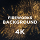 Fireworks Background 4K - VideoHive Item for Sale