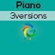 Dramatic Piano Touching Sad Story