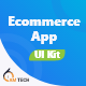 Ecommerce Flutter UI Kit Template - CodeCanyon Item for Sale