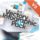 Vectory Infographic Asset Pack PowerPoint Presentation Template - GraphicRiver Item for Sale