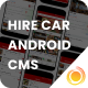 Hire Car Android App - CodeCanyon Item for Sale