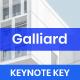 Galliard finance - Keynote - GraphicRiver Item for Sale