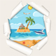Vacation Concept - GraphicRiver Item for Sale