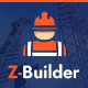 Z-Builder - Construction PSD Template - ThemeForest Item for Sale