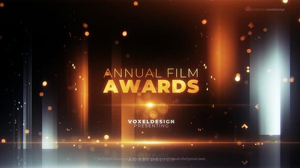 Award Opener