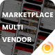 Grocery Marketplace Android for Multi Vendor - CodeCanyon Item for Sale