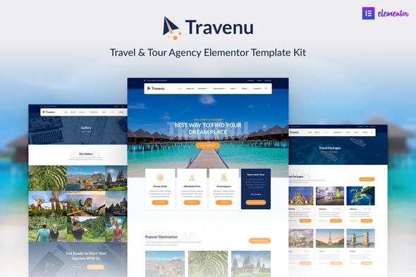 Review: Travenu –  Travel & Tour Agency Elementor Template Kit free download Review: Travenu –  Travel & Tour Agency Elementor Template Kit nulled Review: Travenu –  Travel & Tour Agency Elementor Template Kit