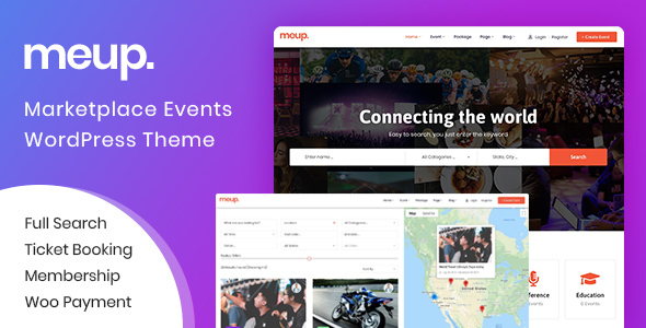 Review: Meup - Marketplace Events WordPress Theme free download Review: Meup - Marketplace Events WordPress Theme nulled Review: Meup - Marketplace Events WordPress Theme