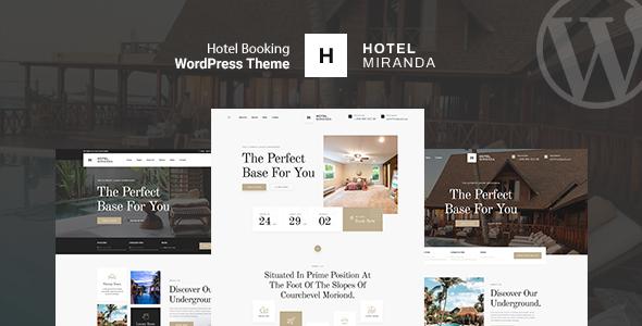 Miranda Hotel Booking