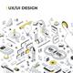 UX/UI Design Isometric Illustration - GraphicRiver Item for Sale