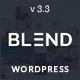 Blend - Multi-Purpose Responsive WordPress Theme - ThemeForest Item for Sale