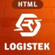 Logistek || Logistics & Transportation Template - ThemeForest Item for Sale