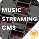 Music Streaming Android, IOS App - CodeCanyon Item for Sale
