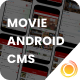 Movie Android for Phone, Tablet, TV box - CodeCanyon Item for Sale