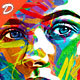 Digital Painting Art Photoshop Action - GraphicRiver Item for Sale