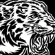 Jaguar Head Side View - GraphicRiver Item for Sale