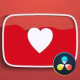 Valentines Day (Youtube Logo) - VideoHive Item for Sale