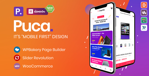 Review: Puca - Optimized Mobile WooCommerce Theme free download Review: Puca - Optimized Mobile WooCommerce Theme nulled Review: Puca - Optimized Mobile WooCommerce Theme