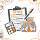 Auditing, Tax, Accounting Infographics - GraphicRiver Item for Sale