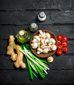 Organic food. Different healthy vegetables . - PhotoDune Item for Sale