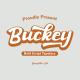 Buckey Bold Script - GraphicRiver Item for Sale