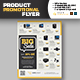 Product Promotion Sales Flyer Template - GraphicRiver Item for Sale