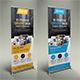 Business Roll Up Banner V96 - GraphicRiver Item for Sale